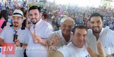 PARA CANDIDATO VOTO JUVENIL SERÁ CLAVE EN LAS ELECCIONES DEL PRÓXIMO DOMINGO