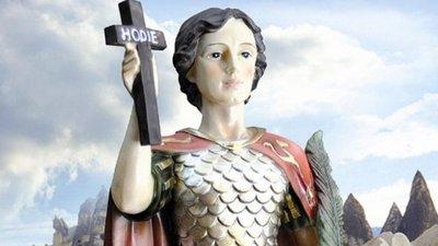 ¿Por qué San Expedito no figura como santo?