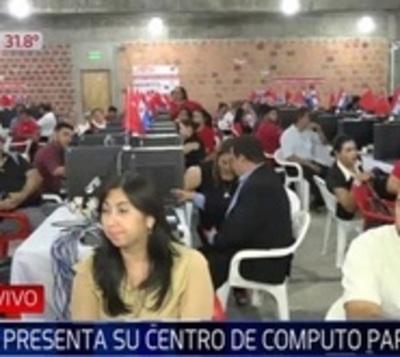 ANR computará resultados electorales en paralelo al TREP