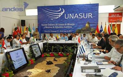 Paraguay y otras naciones dejan la Unasur