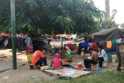 Nativos denuncian maltratos y escasa ayuda del Indi