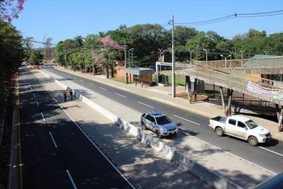 Reabren a la circulación vehicular la ruta Mariscal Estigarribia