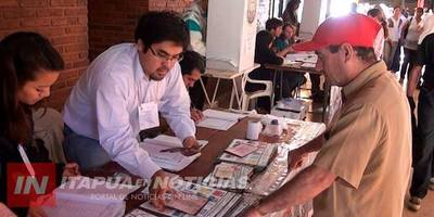 TRIBUNAL ELECTORAL ULTIMA DETALLES PARA EL JUZGAMIENTO DE ACTAS ESTE DOMINGO.