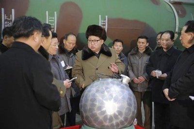 Corea del Norte suspende pruebas nucleares