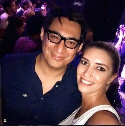 Clari Arias y Carmiña juntos otra vez