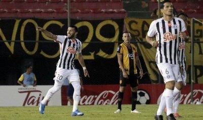Libertad derrota a Guaraní y ya piensa en Peñarol