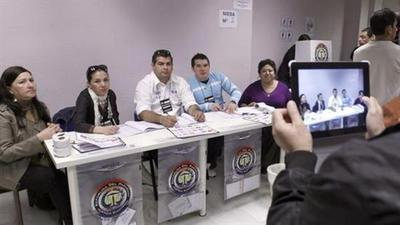 Aplastante victoria de liberales en España