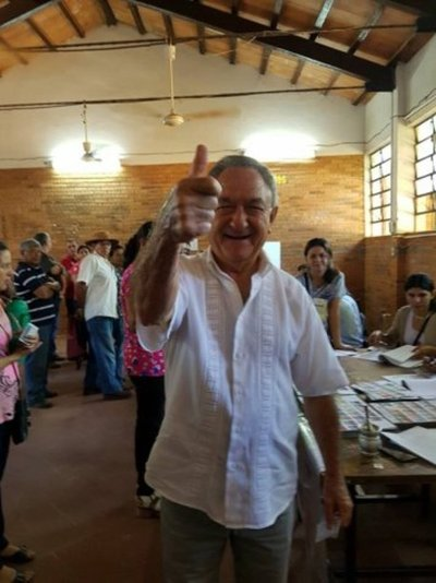 La sorpresiva cantidad de votos de Letradito Ybáñez