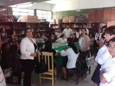 "Levantan ""toma"" en colegio de San Lorenzo"