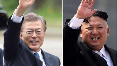 Ambas Coreas acuerdan comenzar la cumbre y celebrar una cena oficial