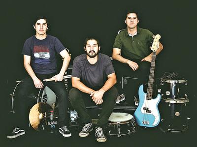 Grupo rockero guaireño lanzó su primer CD