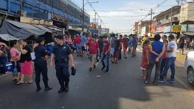 Afectados por allanamiento denuncian saqueos y seguirán con manifestaciones