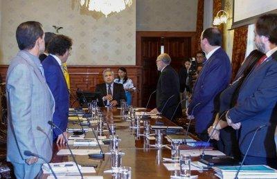 Ecuador encara inseguridad fronteriza con programas de desarrollo