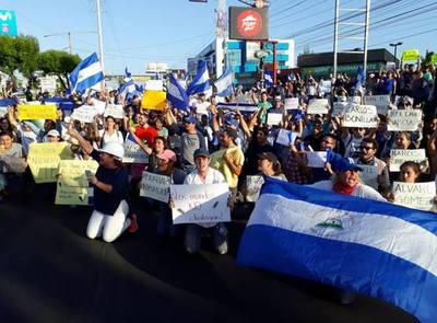 ONU exige investigación de violencia en manifestaciones de Nicaragua