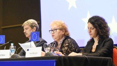 Misión de la UE  señala  debilidad institucional y falta de confianza