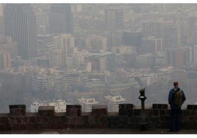 9 de cada 10 personas respiran aire contaminado