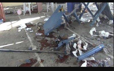 Sube cifra de fallecidos y heridos en Afganistán