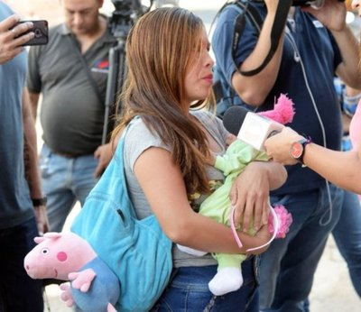 Registro de Fiorella se realizó tras 19 días de su desaparición