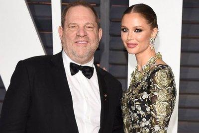 Esposa de Weinstein admite haber sido terriblemente ingenua