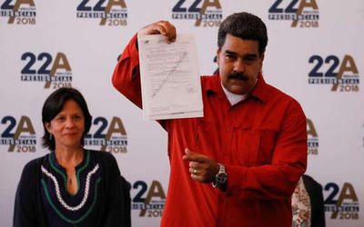 ONG's venezolanas piden a la CIDH presionar para que se posterguen las elecciones