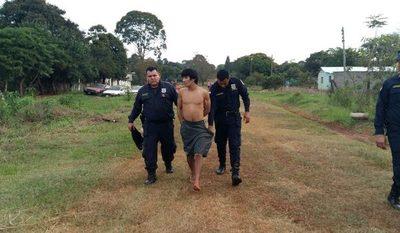 Detienen a dos personas tras robo con arma blanca
