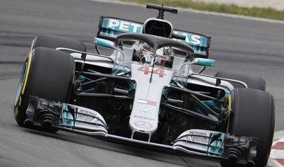 Hamilton se hace con la pole, su segunda en la temporada