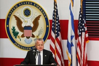 EE.UU inaugura embajada en Jerusalén mientras Israel masacra a palestinos