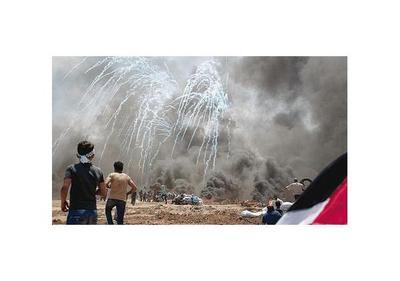 EEUU inaugura su embajada, mientras Israel mata palestinos
