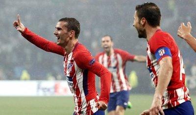 Atlético de Madrid conquista su tercera Europa League
