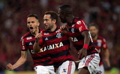 Flamengo también se clasificó