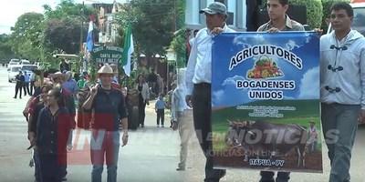 LANZAN DÍA DEL AGRICULTOR EN CORONEL BOGADO