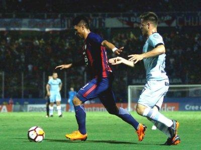 El dato sobre Santi Arzamendia en la Libertadores