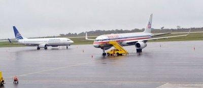 Informe menciona vulnerabilidad del Aeropuerto Guaraní en CDE