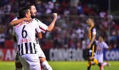 Libertad, con el mismo plantel a los octavos de la Libertadores