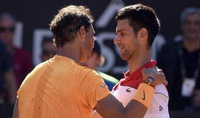 Nadal vence a Djokovic y buscará su octava corona en Roma