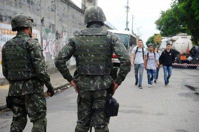 Al menos 6 muertos en operación policial contra drogas en Río de Janeiro