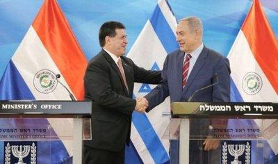 Embajada paraguaya en Jerusalén será inaugurada mañana