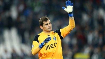 Casillas cumple 37 años con nueva Liga