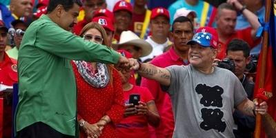 """HOY / Chila y el Puma Rodríguez apuntan contra Maradona: """"La droga no deja razonar"""""""