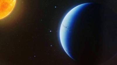 El planeta sin nube