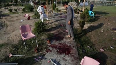 Ocho fallecidos en tres explosiones en partido de críquet en Afganistán