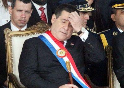 """OLP califica de """"provocador"""" el traslado de Embajada paraguaya"""