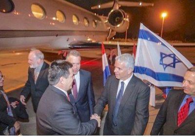 Inauguración de embajada en Jerusalén