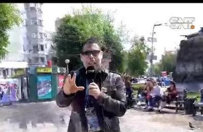 Ya estamos en Kiev