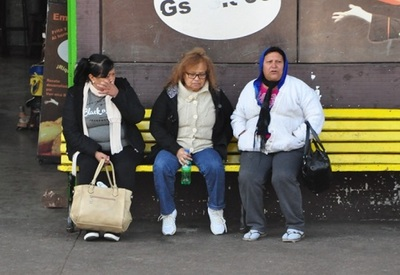 Frío se mantendrá durante toda la semana, según meteorología
