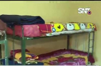 Habilitan refugio para personas carenciadas en Fernando de la Mora