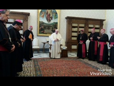 Paraguay, sin cardenal tras anuncio del Papa