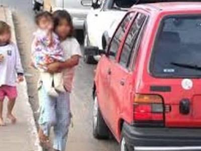 Por días fríos habilitan lugares para mejor descanso de niños en situación de calle