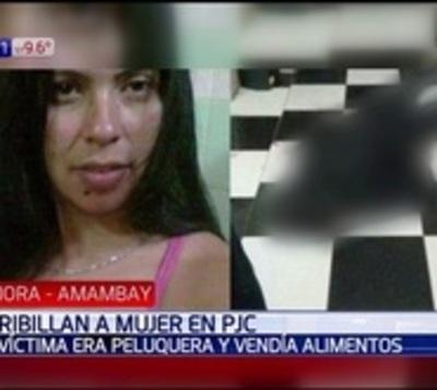 Mujer muere acribillada en Pedro Juan Caballero