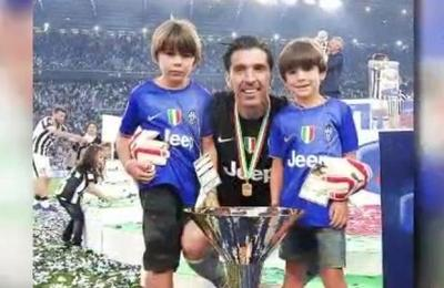 Mirá la historia de Gianluigi Buffon